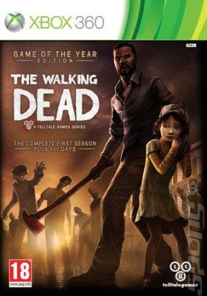 The Walking Dead GOTY Edition (Xbox 360) The Walking Dead GOTY Edition (Xbox 360) The Walking Dead 1 300x429
