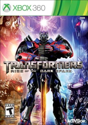 Transformers: Rise of the Dark Spark (Xbox 360) Transformers: Rise of the Dark Spark (Xbox 360) Transformers  Rise