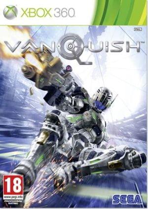 Vanquish (Xbox360) Vanquish (Xbox360) Vanquish 300x423