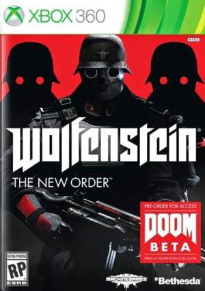 Wolfenstein The New Order (Xbox360) Wolfenstein The New Order (Xbox360) Wolfenstein The order 300x425