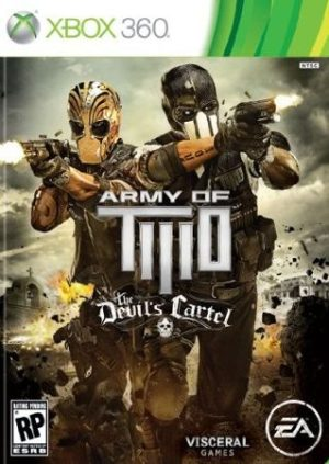Army of Two The Devil's Cartel (Xbox360) Army of Two The Devil's Cartel (Xbox360) army of two2 300x423