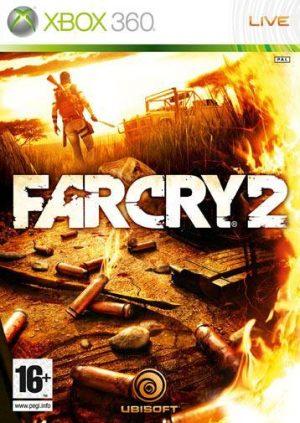 Far Cry 2 (Xbox360) Far Cry 2 (Xbox360) farcry2 300x423