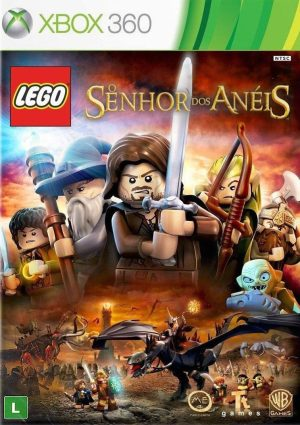 LEGO The Lord of the Rings (Xbox 360) LEGO The Lord of the Rings (Xbox 360) lego o senhor dos aneis 300x425