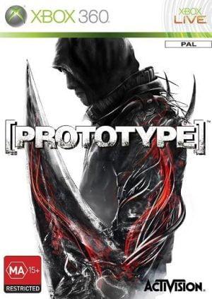 Prototype (Xbox360) Prototype (Xbox360) prototype 300x423