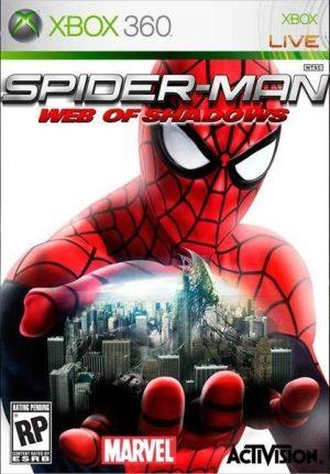 Spider Man: Web of Shadows (Xbox360) Spider Man: Web of Shadows (Xbox360) spider man web 300x430