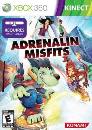 Adrenalin Misfits (Kinect) Adrenalin Misfits (Kinect) Adrenalin Misfit 300x424