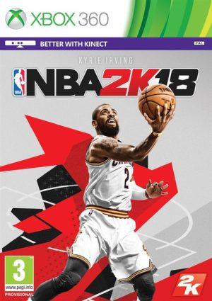 Nba 2k18 (Xbox 360) Nba 2k18 (Xbox 360) Nba 2k18 300x425