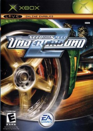 Need for Speed Underground 2 (Xbox360) Need for Speed Underground 2 (Xbox360) Need for Speed Underground2 300x425