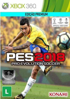 Pes 2018 (Xbox360) Pes 2018 (Xbox360) Pes 2018 300x423