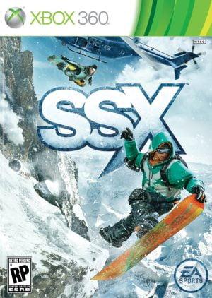 ssx (xbox 360) SSX (Xbox 360) SSX  Xbox 360 300x422