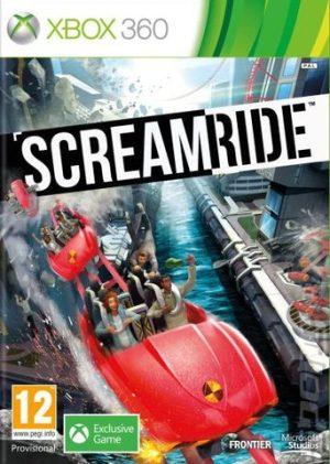 Screamride (Xbox 360) Screamride (Xbox 360) Screamride 300x421