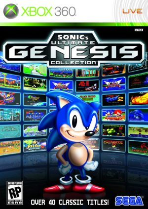 sonic's ultimate genesis collection (xbox 360) Sonic's Ultimate Genesis Collection (Xbox 360) Sonic s Ultimate 300x423
