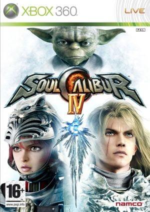 soul calibur iv (xbox360) Soul Calibur IV (Xbox360) Soul Calibur IV 300x423