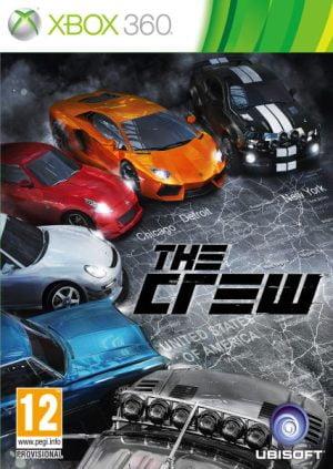 the crew (xbox360) The Crew (Xbox360) The Crew 300x423