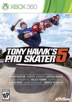 Tony Hawk's Pro Skater 5 (Xbox 360) Tony Hawk's Pro Skater 5 (Xbox 360) Tony Hawk   s Pr 569c4ff266c34 300x423