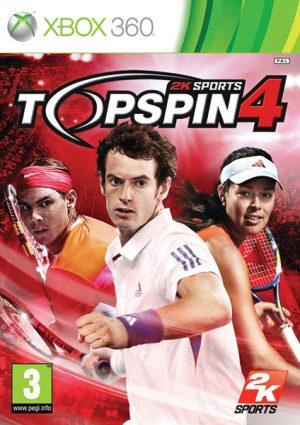 Top Spin 4 (Xbox360) Top Spin 4 (Xbox360) Top Spin 4 300x425