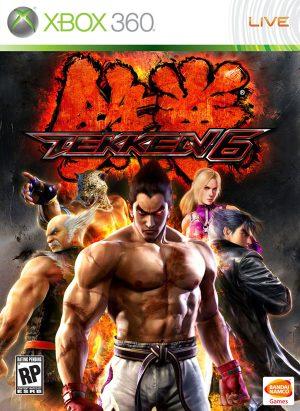 tekken 6 (xbox360) Tekken 6 (Xbox360) tekken6 xbox360 cover 300x411