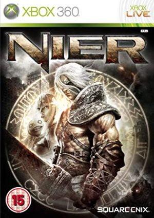 alone in the dark (xbox 360) Nier (Xbox 360) nier 300x424