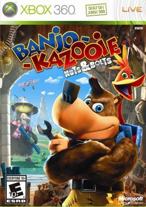 toy story 3 (xbox360) Banjo Kazooie Nuts and Bolts (Xbox360) banjo kazooie 300x425