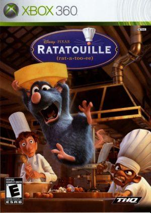 toy story 3 (xbox360) Ratatouille (Xbox360) ratatouille xbox360 300x424