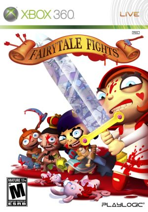 toy story 3 (xbox360) Fairytale Fights (Xbox360) Fairytale Fights xbox360 300x428