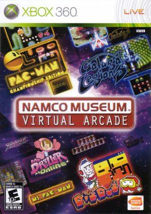 toy story 3 (xbox360) Namco Museum Virtual Arcade (Xbox360) Namco Museum Virtual Arcade 300x425