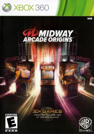 toy story 3 (xbox360) Midway Arcade Origins (Xbox360) midway 1 300x429