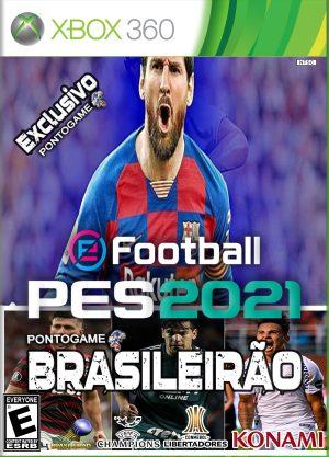 halo 4 (xbox 360) Pes 2021 Brasileirão Midia Fisica Atualizado (Xbox 360) brasileirao 2021 xbox3603 300x417